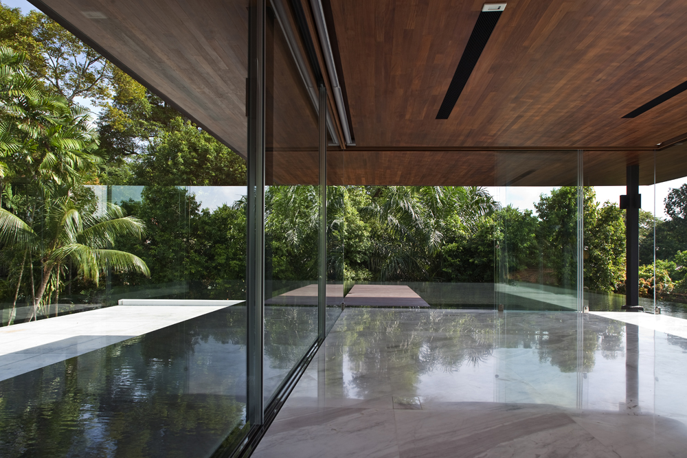 Superb Tropical House Uses Water As Air Conditioning Fpsbutest Complete Home Design Collection Papxelindsey Bellcom