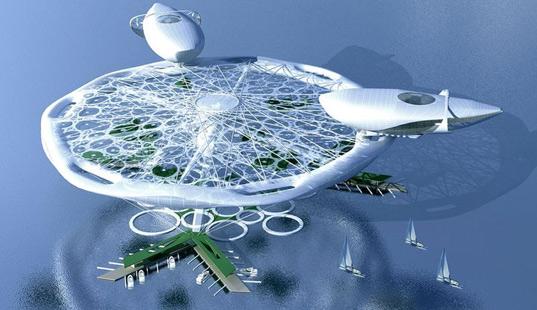 Aerohotel floating Hotel