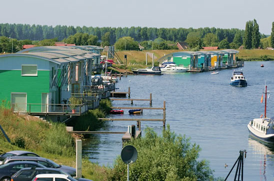 Dutch Floating Community