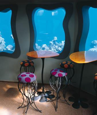 Red Sea Star Restaurant Design