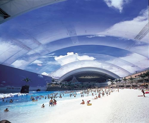 World's Largest Indoor Pool