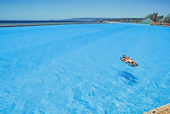Huge Swimming Pool
