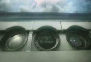 Guinness Underwater Sea Bar
