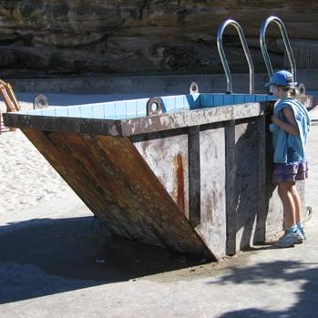 Louisa Dawson's Dumpster Pool