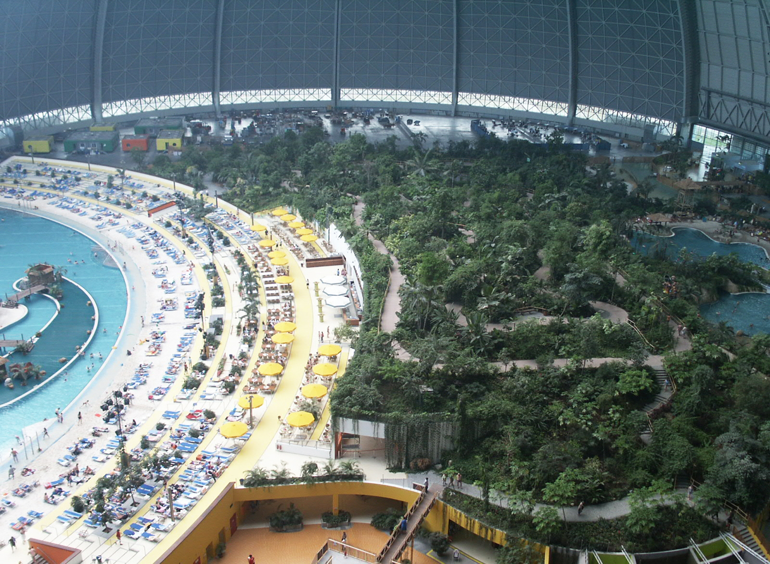 Tropical Islands Resort: Visit A Tropical Island Paradise… In Germany