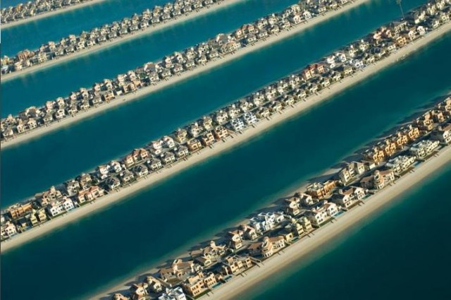 Communities in the Dubai Palm Island