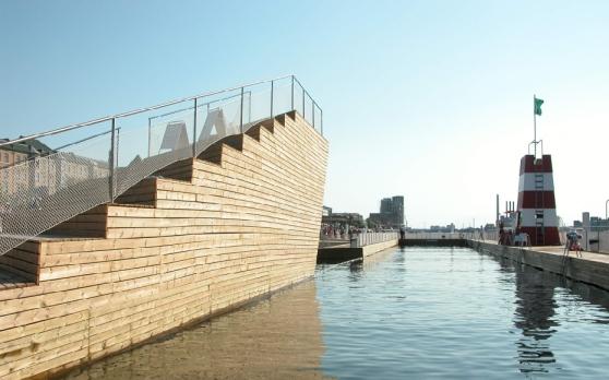 The Copenhagen Harbor Bath