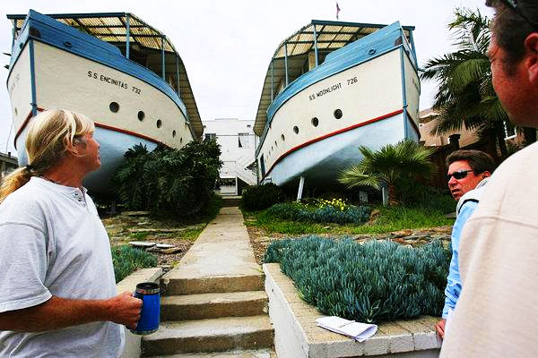 Encinitas Boat Houses