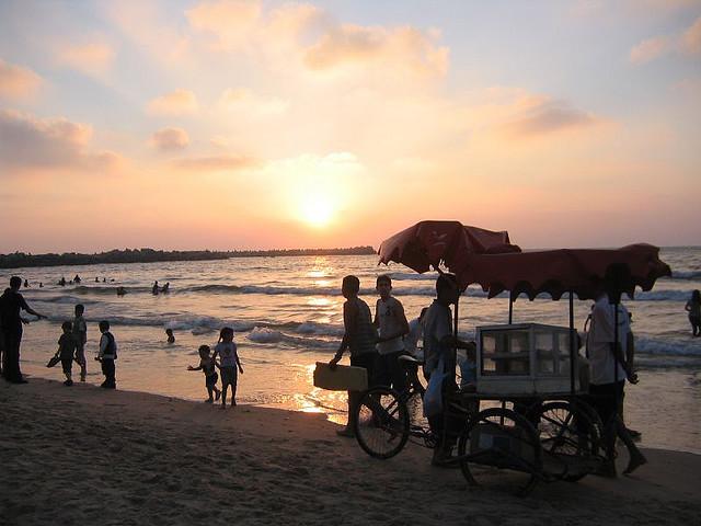 The Gaza Coast