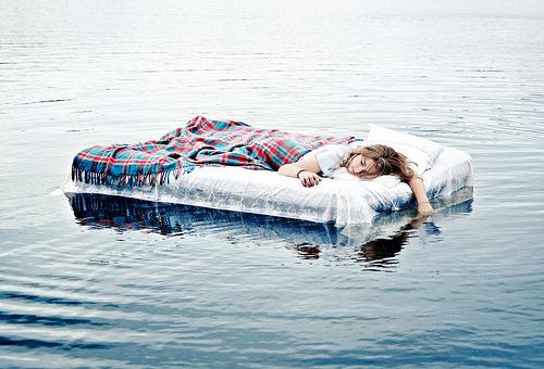 Sleeping on Water