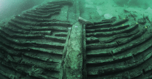 This Sunken Roman Boat May Have Held the World's First Aquarium
