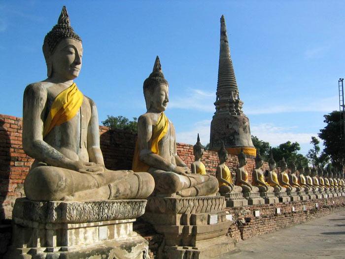 Ayutthaya Historical Architecture