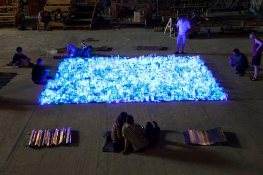 LED Swimming Pool