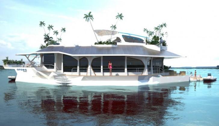 Orsos Island Yacht