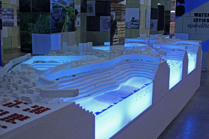 Shma Water City Design
