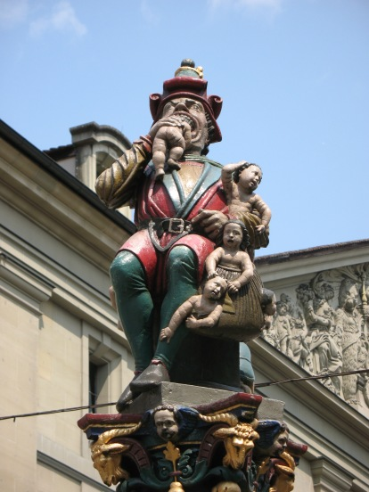 Baby Eater Fountain