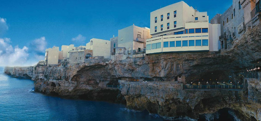 The Grotta Palazzese Hotel
