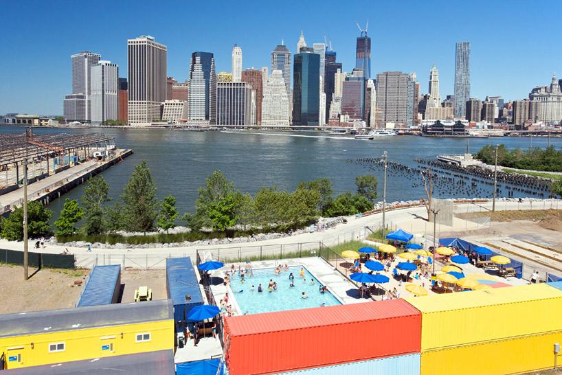 Brooklyn Pop-Up Pool