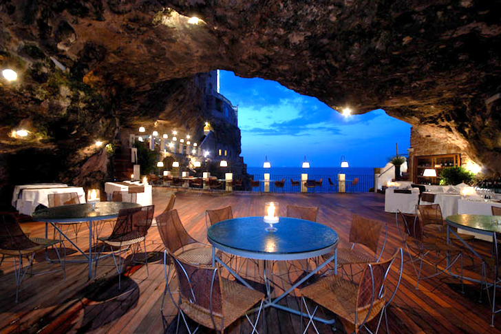 Summer Cave Seaside Fine Dining Restaurant