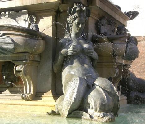 Bizarre Water Fountains