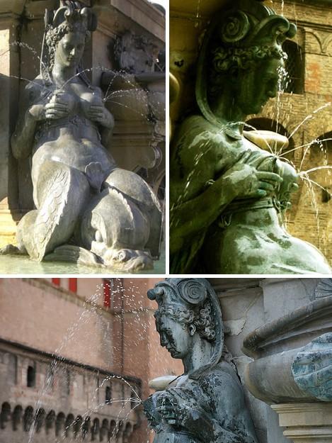 The Mermaid of Bologna