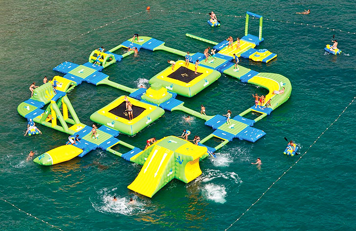 Wibits Water Park 60