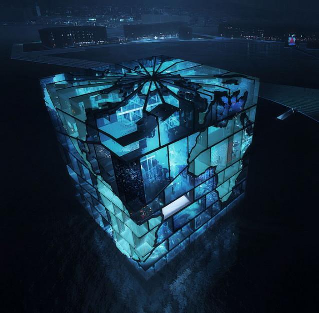 MVRDV Water Cube