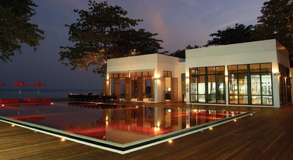 Library Resort in Thailand