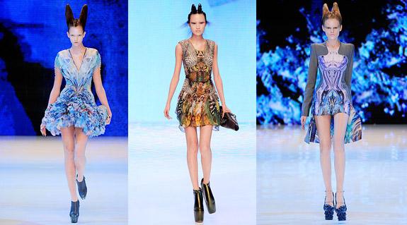 Ocean-Inspired Fashion Show