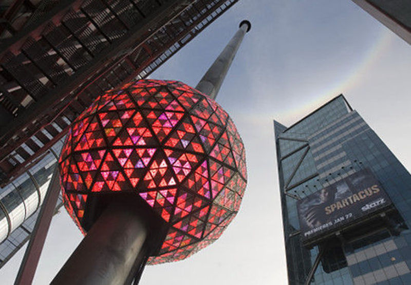 Times Square New Year Ball