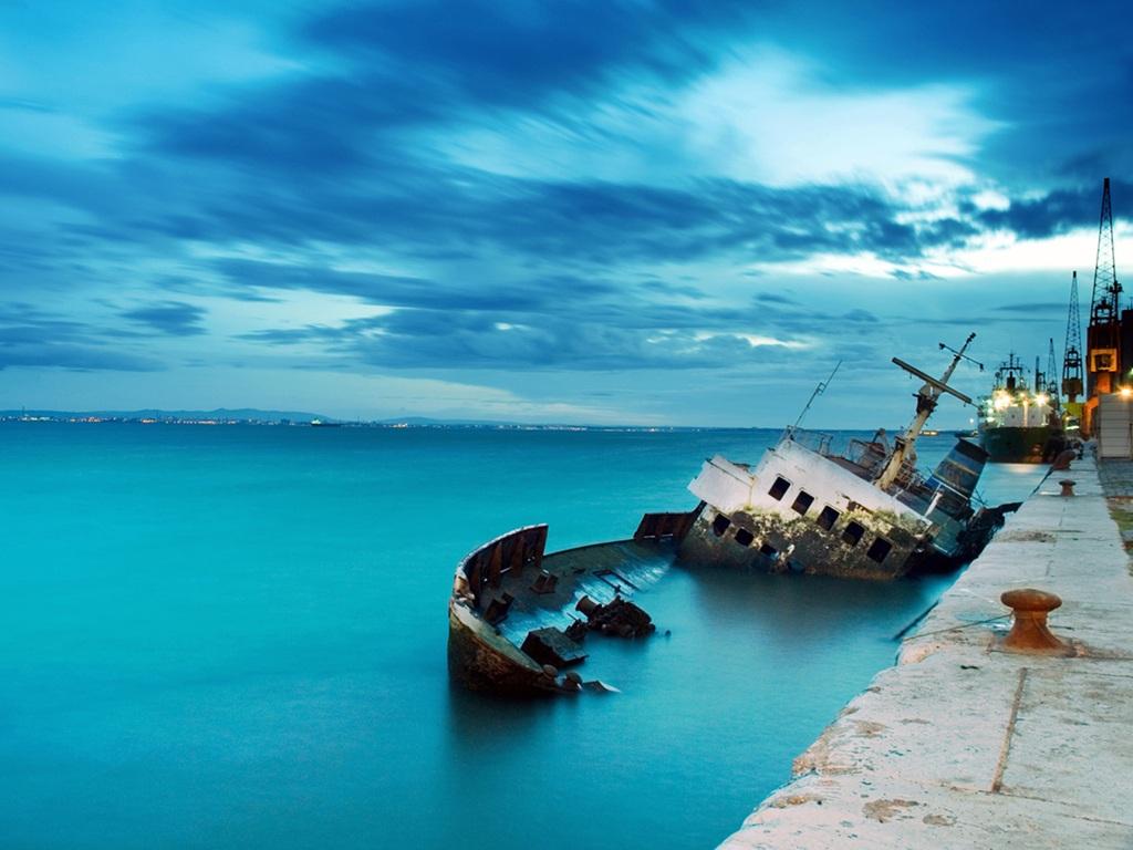 3ds sunken ship |Sunken Ships Underwater