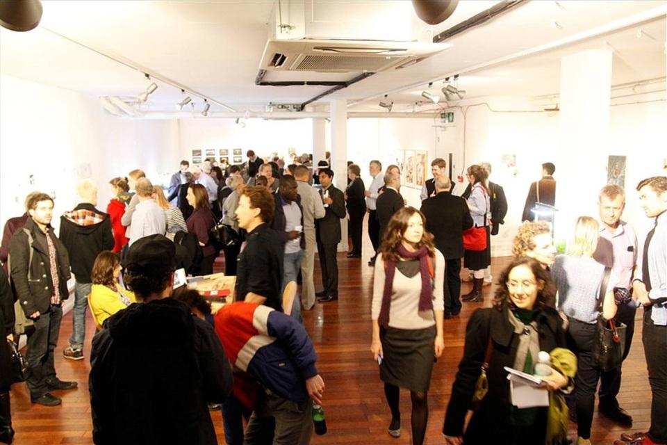 Aqueous Art Movement Gallery