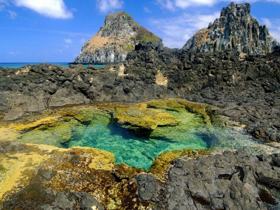 Natural Tide Pool