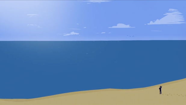 Size of the Ocean