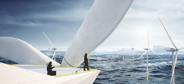 Morphocode Wind Turbine