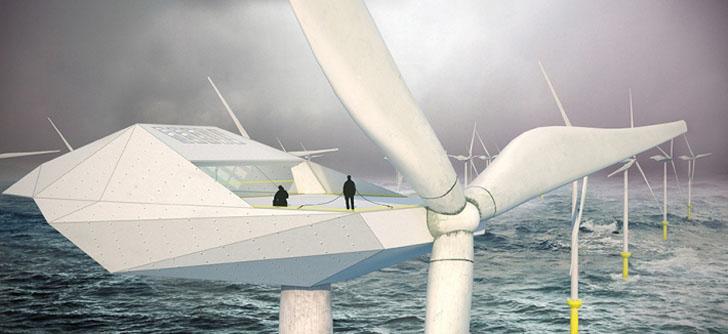 Morphocode Wind Turbine