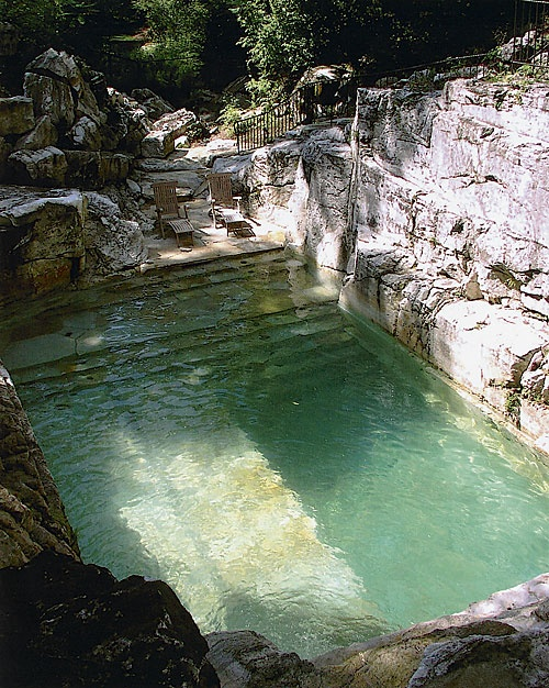 Limestone Swimming Pool