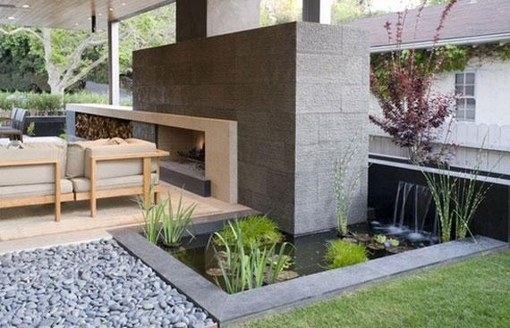Open Air Indoor Pond